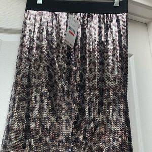 Women's Karen Kane Sequined Skirt